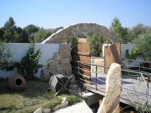 Olive oil Museum, Oleastro in Anogyra