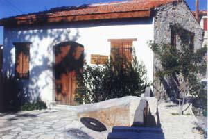 Pasteli Museum in Anogyra