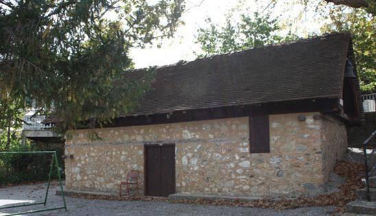 Ayia Marina Chapel in Pedoulas