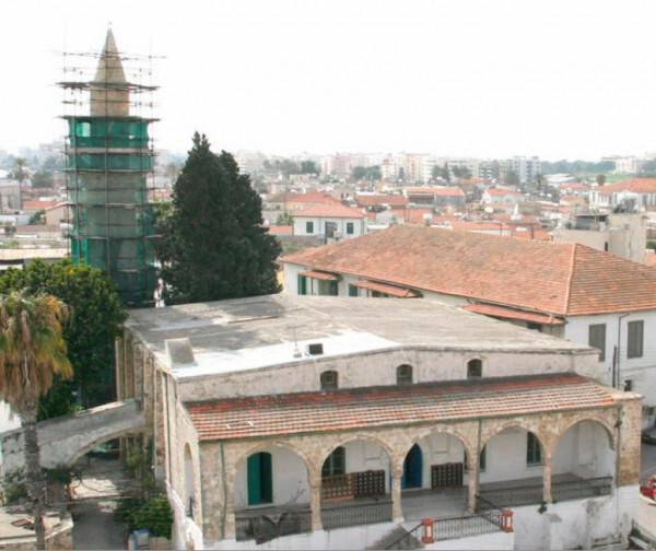 The Great mosque in the town of Larnaka