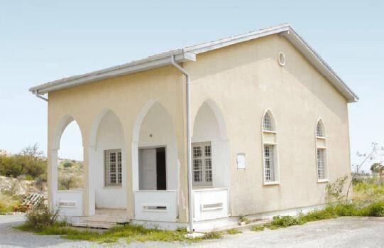 Yukari Polemidia Mosque
