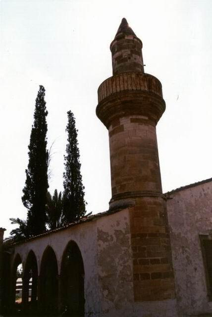 The mosque in the village of Pera Chorio – Nisou