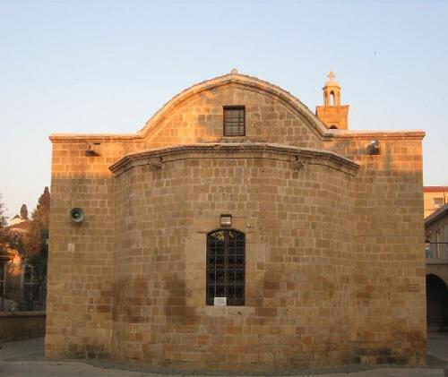 Church of Agios Antonios (within the walls) Nicosia