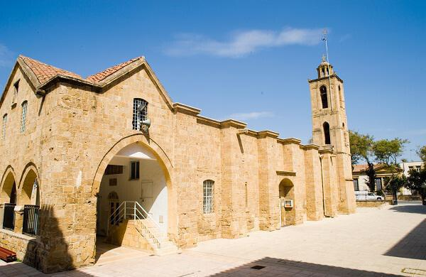 Agios Ioannis Cathedral (within the walls) Nicosia