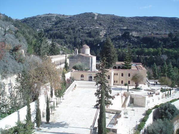 Museum of Saint Neophytos Holy Monastery
