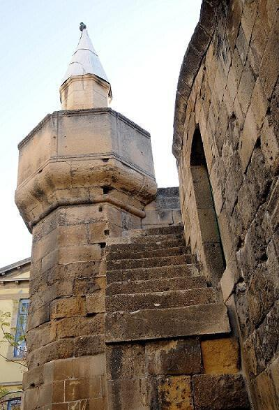 Church of Timios Stavros tou Missirikou (within the walls) Nicosia