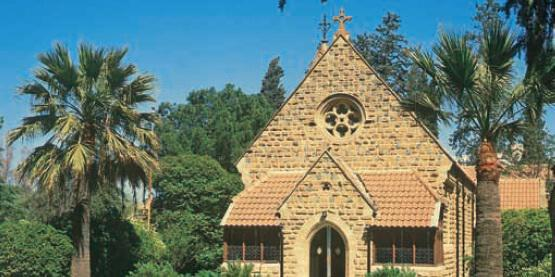 St.Paul's Anglican Church, Nicosia