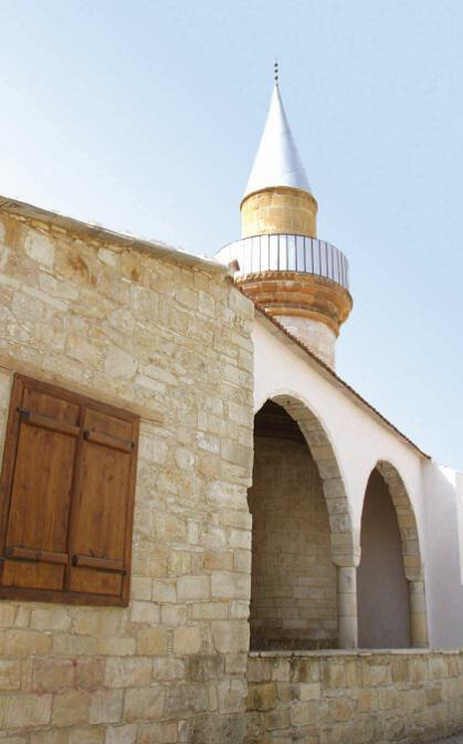 Ziyia Pasha Mosque in Dhali