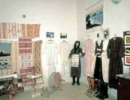 Weaving Museum