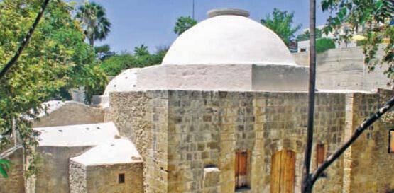 Loutra – Ottoman Hammam (Baths), Pafos
