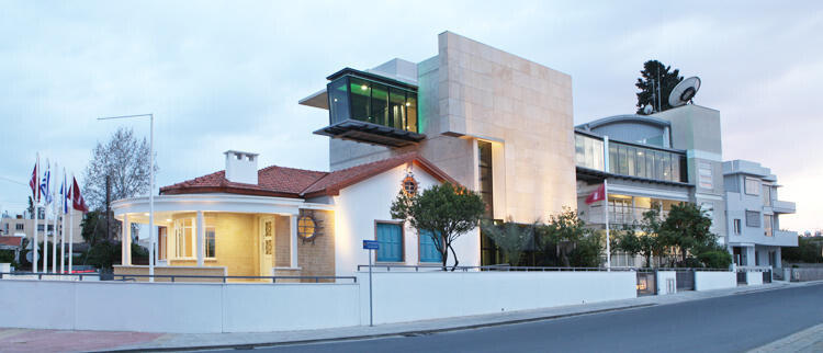 Loukia and Michael Zambela Art Museum