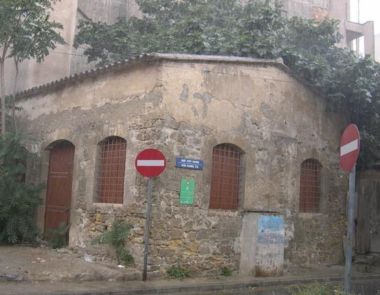Tophane Masjid (within the walls) Nicosia
