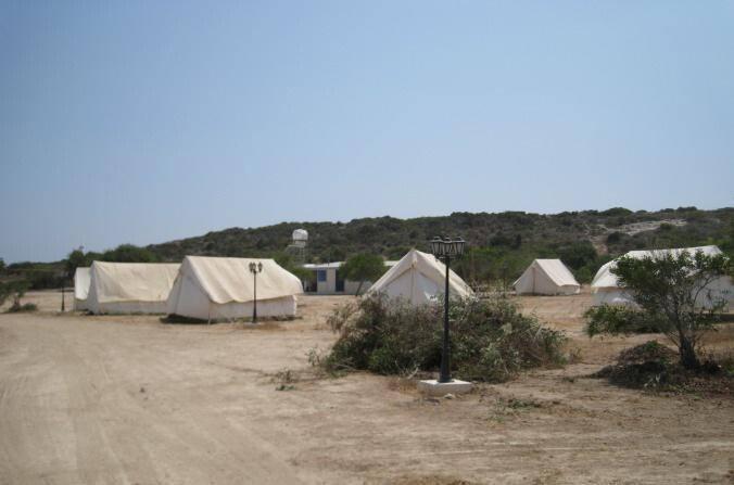 2. Geroskipou Zenon Gardens Camping Site