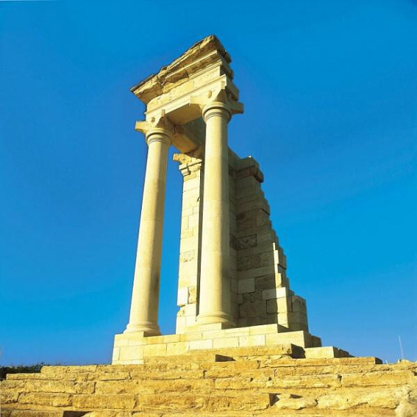 The Sanctuary and Temple of Apollo Hylates at Kourion
