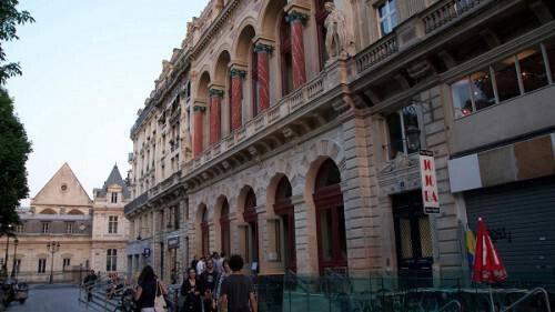 La Gaite, Digital Museum, Paris France