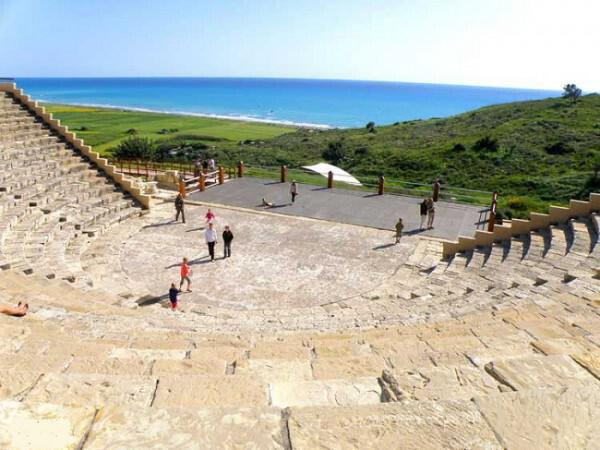 Theatre of Kourion, Limassol