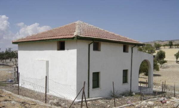 Sarama Mosque Paphos