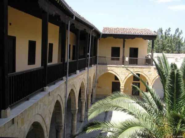 "The ""Archontiko of Axiothea"" (within the walls) Nicosia"