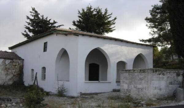 Tera Mosque Paphos