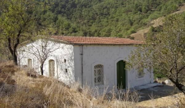 Yalya Mosque Paphos
