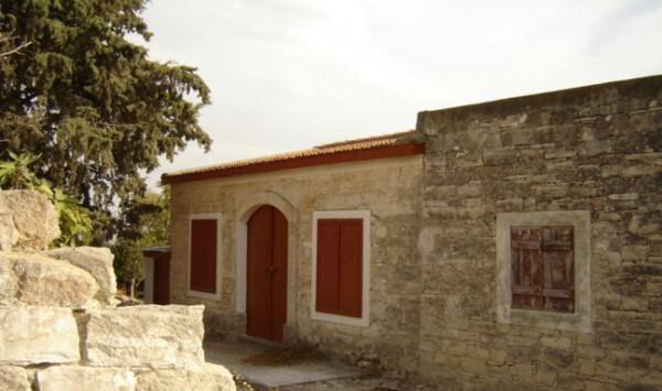 Agios Thomas Mosque, Limassol