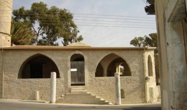 Episkopi Mosque in Limassol