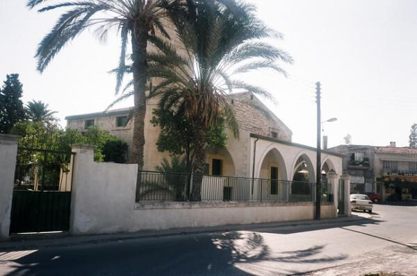 Dere Mosque (Koprulu Haci Ibrahim Cami)