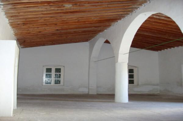 Kouklia Mosque, in Paphos
