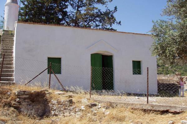 Maronas Mosque, in Paphos