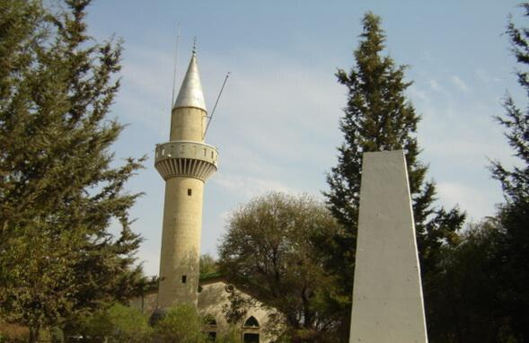 Paramali Mosque in Limassol