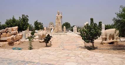 Sculpture Park Petreon, Mazotos Larnaka