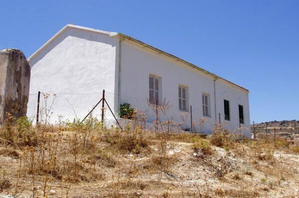 Pitargu Mosque, in Paphos