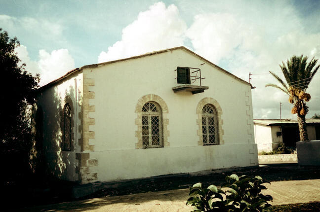 Souskiou Mosque in Paphos