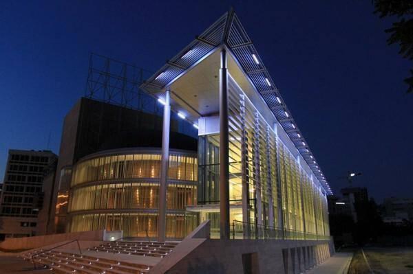 New THOC Building in Nicosia