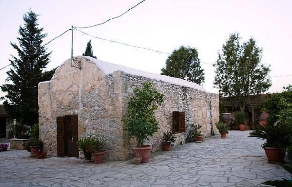 Holy Monastery of Agia Marina and Agioi Raphael, Nikolaou and Eirini, Ksilotimpou