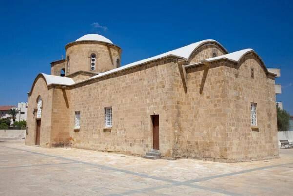 Old Agios Pavlos church, Agios Dometios