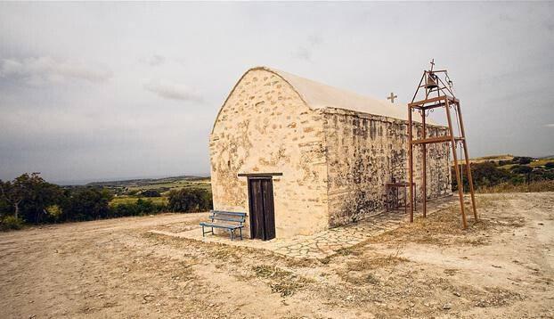 Panayia (Virgin Mary) Astathkion Chapel, Agios Theodoros, Larnaka