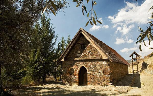 Chapel dedicated to Apostle Andreas, Polistipos