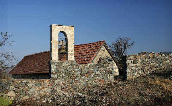Church of Saint Ioannis Eleimon at Vikla