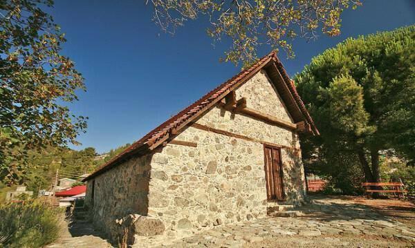 Agios Theodoros church, Lemithou