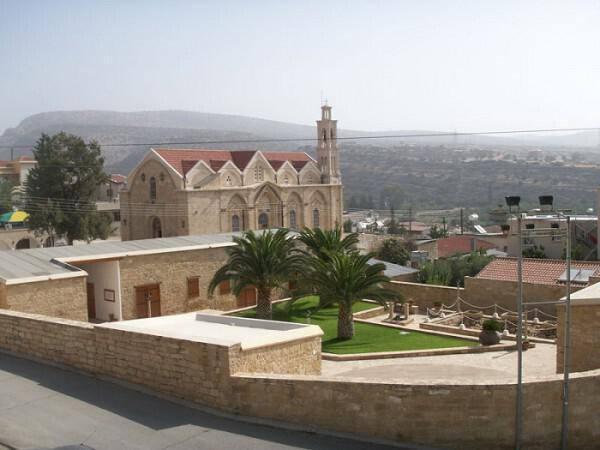 Saint Paraskevi church in Germasogeia