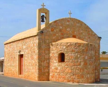 Agios Anastasios Church, Frenaros