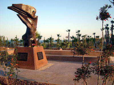 Armenian Genocide Monument in Nicosia