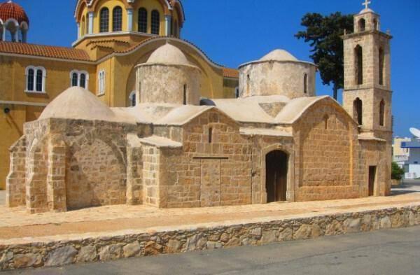 Old Church of Archangelos Michael, Frenaros