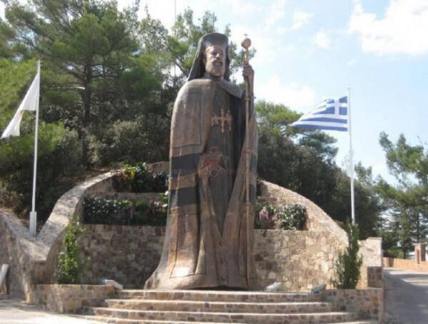 Archbishop Makarios III Monument at Throni, Kykkos