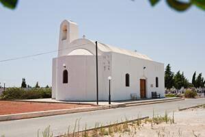 Saint Fanourios church in Deryneia