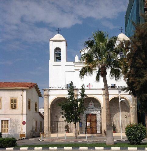 Catholic Church of St. Catherine in Limassol