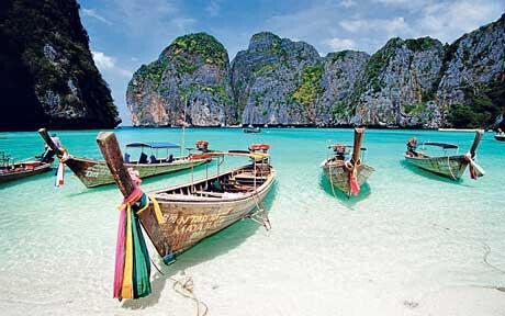 Summer holidays: The best 5 destinations to spoil you