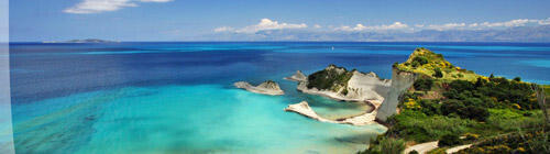 A guide to the beaches of Corfu
