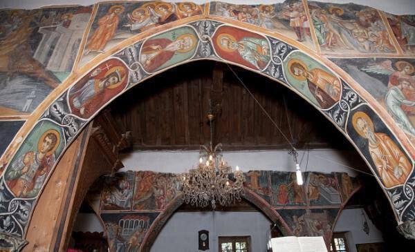 Church of Ayios Ioannis Prodromos (Timios Prodromos), Askas village